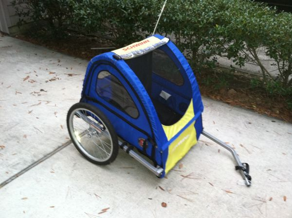 Schwinn Spirit bicycle trailer - $95 (The Woodlands)