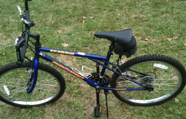 Mountain Bike - Pacific Scorpio - $125 (Spring, TX)