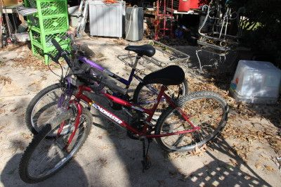 Roadmaster Womens Mt. Fury Mountain Bike or Pacific Explorer - $45 (woodlandsspringGreenspoint)