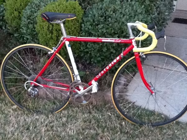 Centurion(ironman Dave Scott) road bike - $450 (Fm1960Jones Rd.)