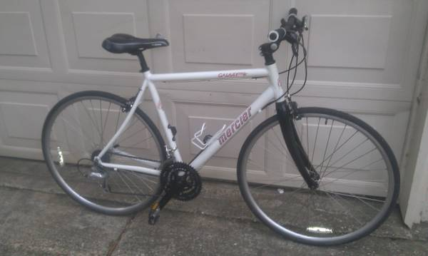 Mercier Galaxy flat bar road bike - $250 (Spring)