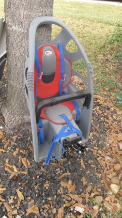 Bell Cocoon Child Seat  Carrier for Bicycle - $20 (Cypress)