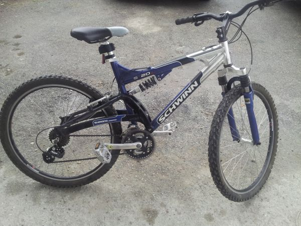 Schwinn S-20 Mens Mountain - $100 (houston.tx)