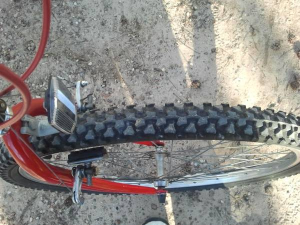 Raleigh 410 Mountain Bike - $200 (SpringWoodlands)