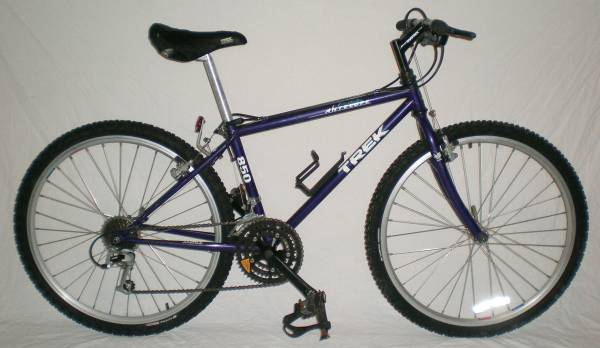 TREK 850 Antelope 21 Speed RIGID Mountain Bike MTB Bicycle 15 Frame - $150 (Downtown Houston)