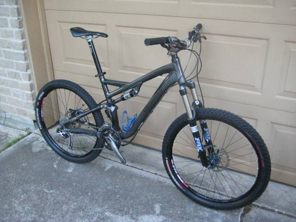 2011 Specialized Stumpjumper FSR - Custom Build - $1600 (NW Houston)