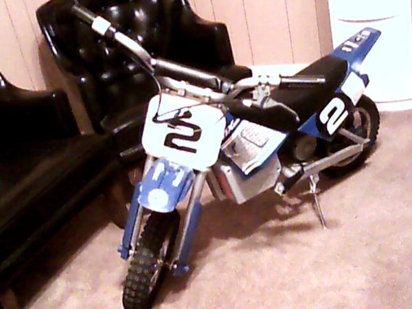 MX 350 ELECTRIC DIRT BIKE - $150 (SE HOUSTON)