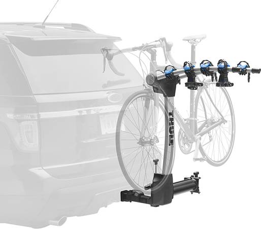 Thule Apex Swing 4 Bike Hitch Rack - $320 (HoustonThe Wodlands)