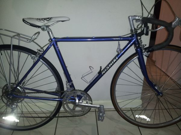 NISHIKI OLYMPIC 12 ROAD BIKE - $220 (houston northeast)