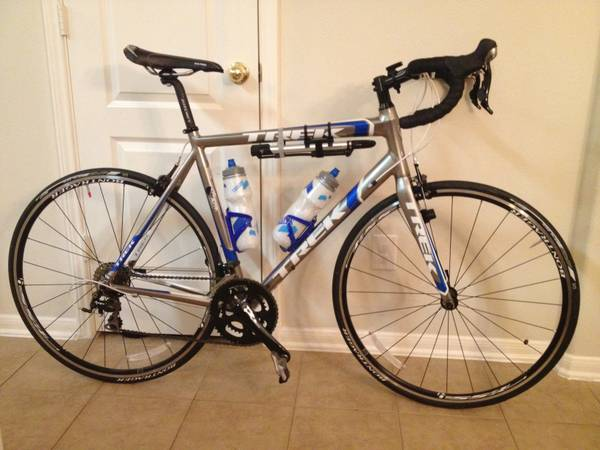 2011 Trek Road Bike 58CM - $1100 (NW Houston)