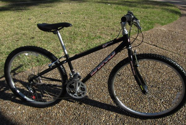 GT DYNO MOUNTAIN BIKE PERFECT READY TO RIDE MUST SEE - $150 (NW HOU)