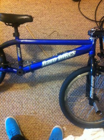 Dave Mirra BMX Flair (make me an offer) (NW Houston)