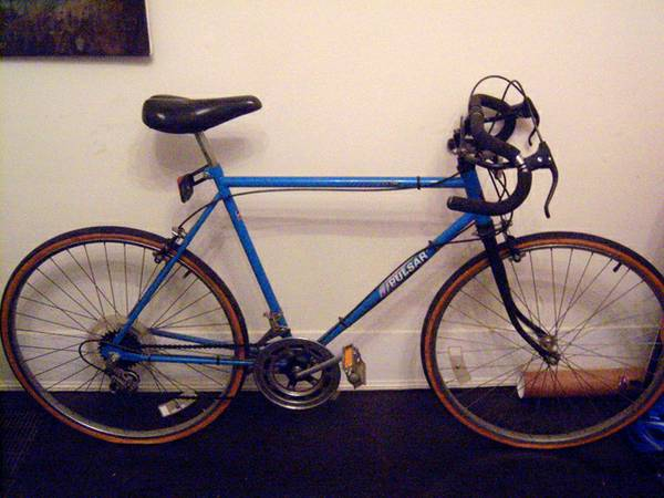 Huffy Pulsar - 10 Speed Street Bike Bicycle - $40 (Montrose)