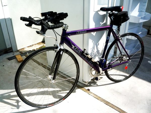 Raleigh R700  full Dura Ace  road  tri set up  54cm  MS-150  - $790 (OBO  Houston (Inner Loop))