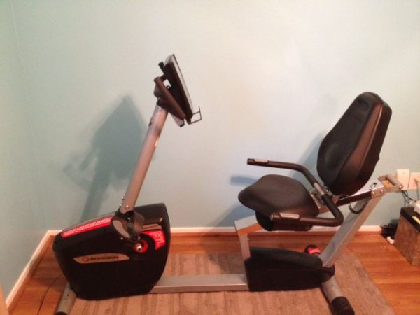 Schwinn SR23 Recumbent Exercise Bike - $200 (Spring, TX)