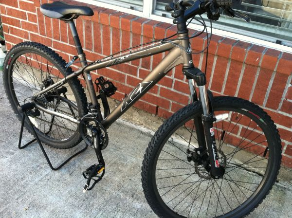 K2 Zed 2.0 Disc mens mountain bike - $275 (Southwest Houston)
