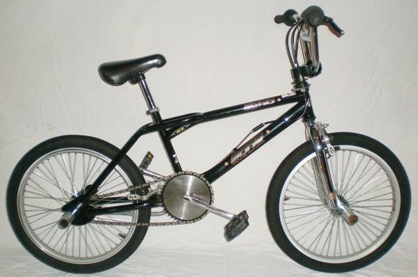 GT DYNO Zone BMX Freestyle Flatland Bike 20 MID SCHOOL Trick Bicycle - $150 (Downtown Houston)