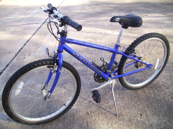 21 Speed - SCHWINN FRONTIER - (Mountain Bike) - $90 (Missouri CitySugar LandKaty)