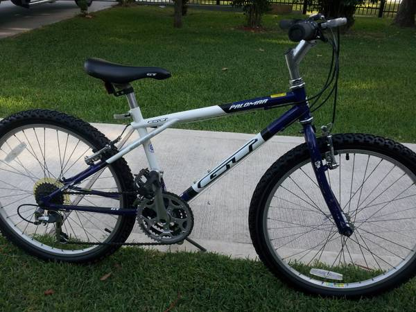 GT PALOMAR MOUNTAIN BIKE - $115 (HOUSTON)