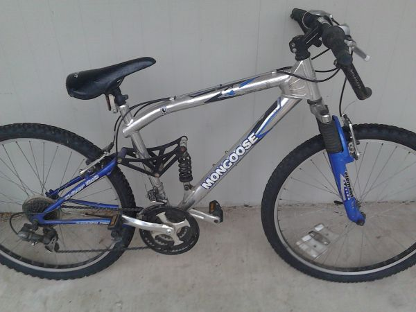 Mongoose Mountain Bike - $60 (beltway 8 and I 10)