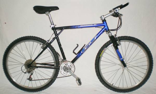 GT Timberline FS Front Suspension 21 SPD MTB Mountain Bike Bicycle - $250 (Downtown Houston)