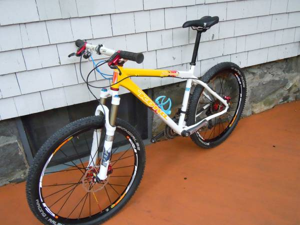 18 Kona Kula Supreme Scandium XTR Mountain Bike - $1650 (West Houston)