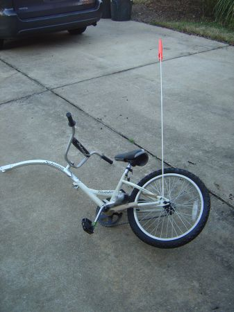 Trailer Bicycle - $50 (Seabrook)
