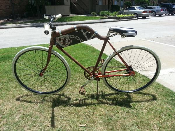 Rat Rod Randor bike - $250 (The Woodlands)