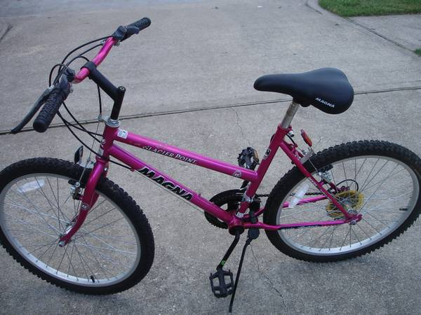 Magna 24, 15-Speed Mountain Bike - $40 (Friendswood)