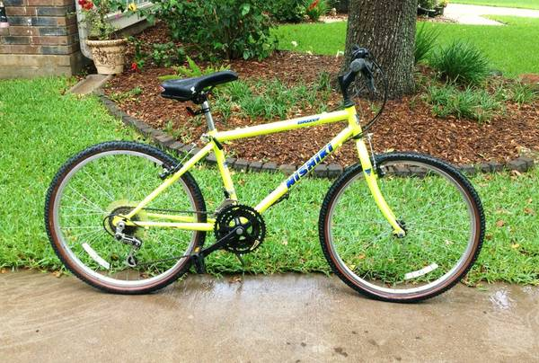 Nishiki Blazer MOUNTAIN BIKE w 24 tires 21 speeds retails $350  - $80 (katy)