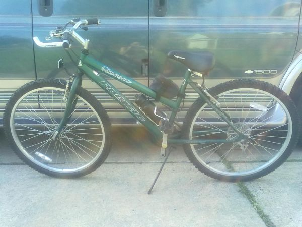 26 Mountain bicycle 21 speed - $60 (Houston NW)