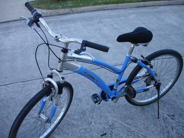 26, 7-Speed NEXT Avalon Comfort Bicycle - $60 (Friendswood)