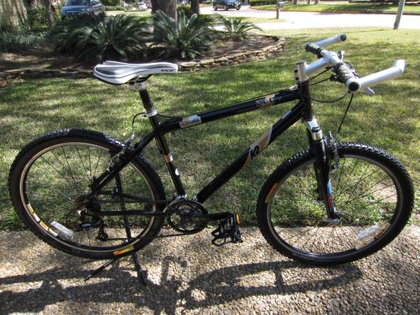 K2 ZED PERFORMANCE SERIES 24 SPEED MOUNTAIN BIKE 18 M-L WOW - $249 (NW HOUSTON)