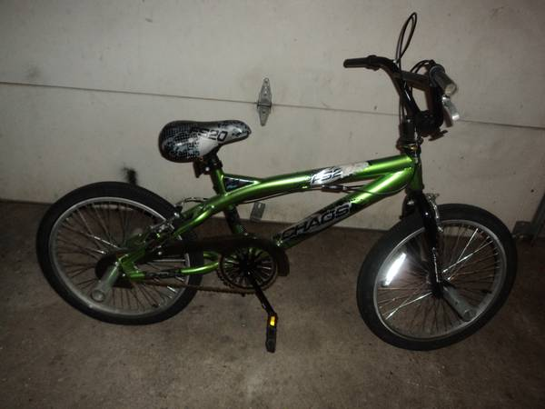 20 Boys NEXT Chaos Freestyle Bike - $60 (Houston)