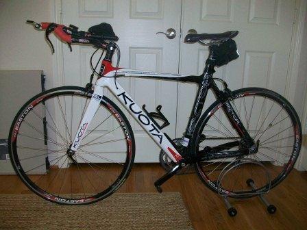 2009 Kuota K Factor Tri Bike Small Like New - $1250 (MemorialCity Center)
