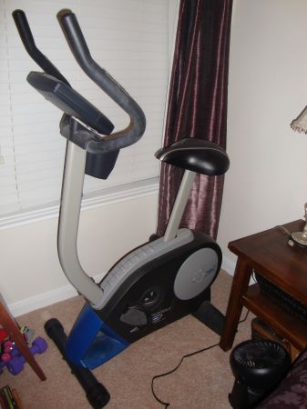 ProForm XP 185 U Upright Stationary Exercise Bike - $80 (Sugar Land, TX)