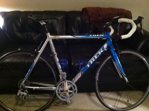 Road Bike Trek Limited Edition - $600 (Montrose)