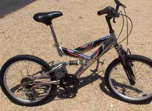 NEXT 20 MAKO 6 SPEED DS20 BIKE- CHROME - $45 (NW HOUSTON(WILLOWBROOK))