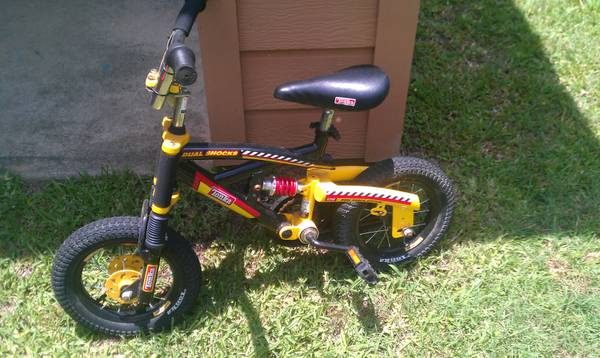tonka kids bike - $30 (tomball)