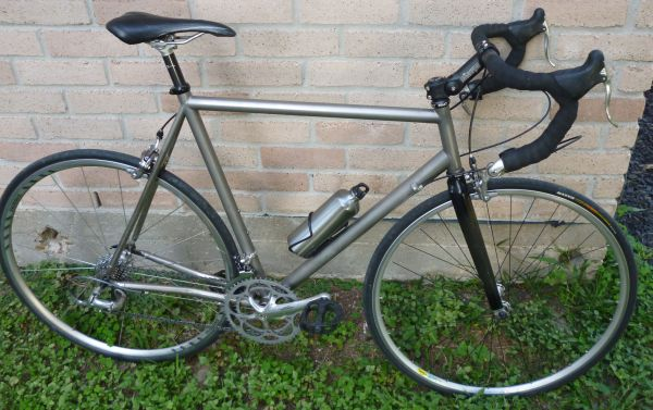 01 Litespeed Saber Roadie - $800 (Hobby area)