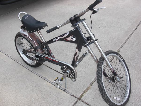 SCHWINN-OCC-STINGRAY BICYCLE - $125 (CLEAR LAKE)