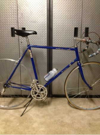 Vintage Mercier 58cm Steel Road Frame - $150 (Katy)