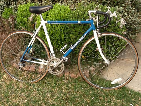 Mangusta Road Bike - $275 (Fm1960Jones Rd.)