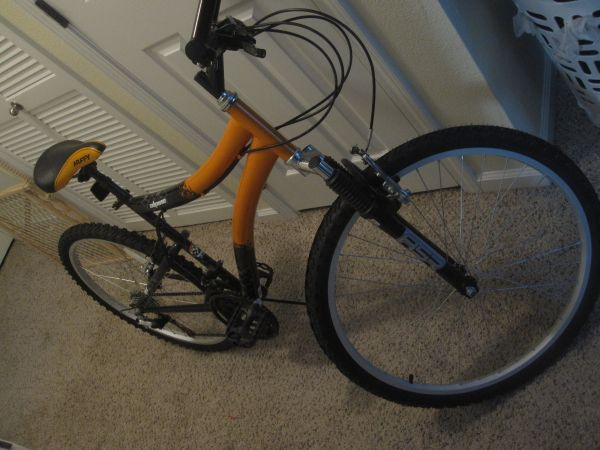 Mens 26 Huffy Alpine Bike Bicycle Like New - $60 (East Houston)