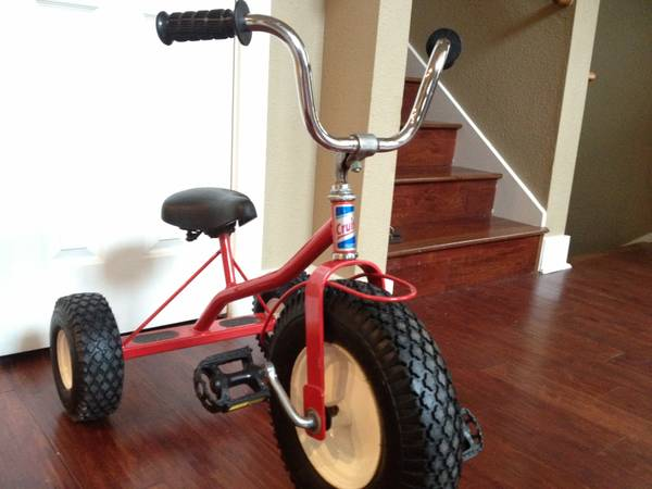 Made For Any Terrain Trike Like New MUST SEE - $65 (Houston)