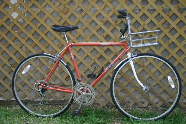 Fuji Porteur Bike - $300 (League City)