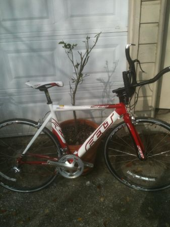 54cm FELT s32 road bike for sale - $300 (Houston, TX)