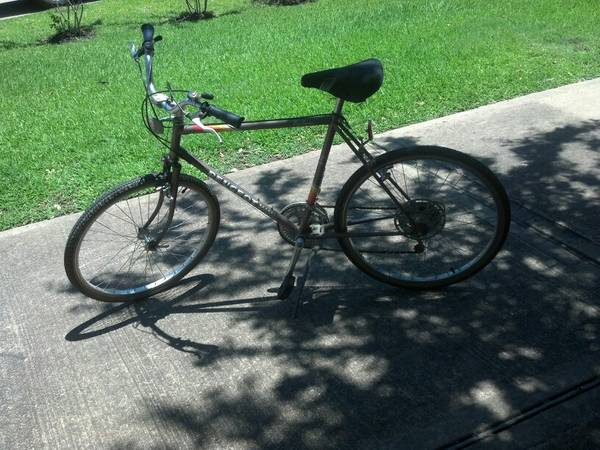 Peugeot City Express 21in frame bicycle rides well - $100 (NW JERSEY VILLAGE 290 JONES AND WEST RD)