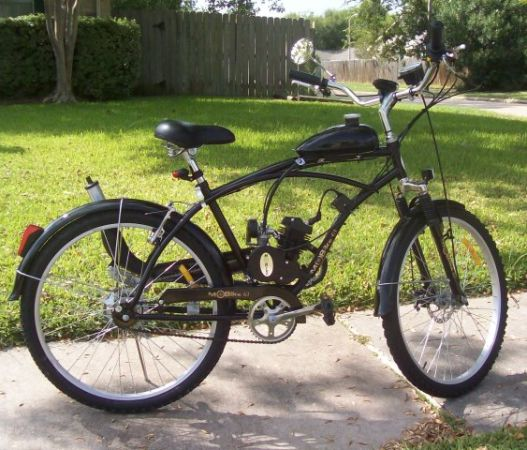 MoBike WEOS (Weed Eater On Steriods) - $550 (Houston, TX.)