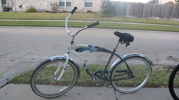 Rare Kulana Luhi Beach Cruiser Bicycle - Neat Bike - $60 (Cypress)